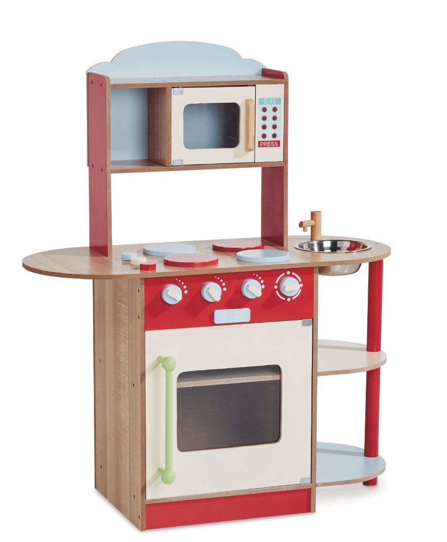 Childrens Wooden Kitchen Furniture